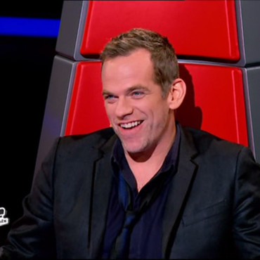 Garou lors des auditions à l'aveugle du prime 2 de The Voice 2 !