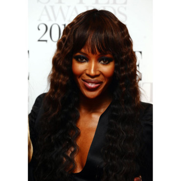 Naomi Campbell aux elle Style Fashion Awards 2012