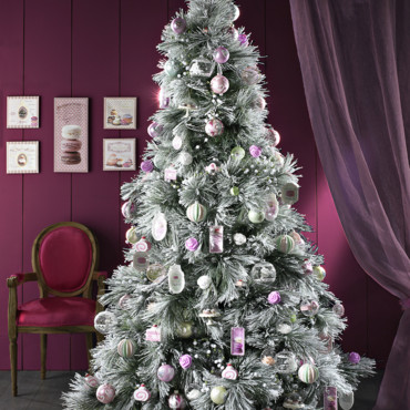 30 Sapins De No L Pour Trouver Son Style D Co Un Sapin De No L Gourmand D Co: decoration sapin de noel
