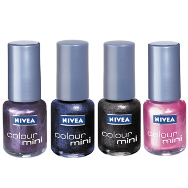 Vernis Nivea Colour mini