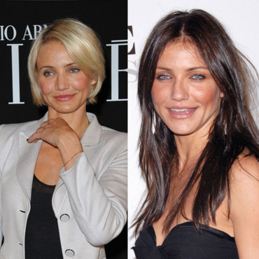cameron diaz blonde ou brune coloration - Coloration Brune A Blonde