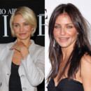 Cameron Diaz blonde ou brune coloration
