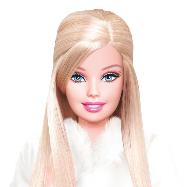 comment coiffer barbie