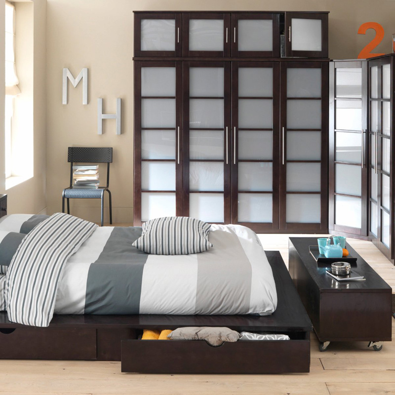 meuble de rangement pour chambre de bebe. Black Bedroom Furniture Sets. Home Design Ideas