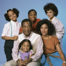 people : Bill Cosby et sa famille