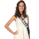 Miss Alsace à l'élection de Miss France 2014