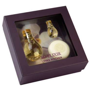 Parfums de Noël : Coffret So Elixir d'Yves Rocher