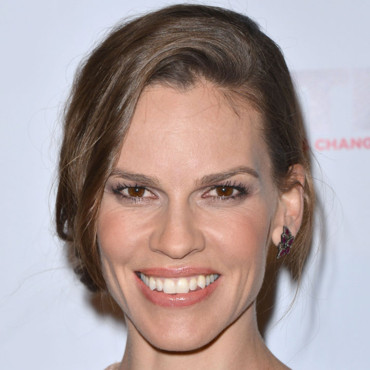 Hilary Swank aux Outfest Legacy Awards, à Los Angeles le 12 Novembre 2014.