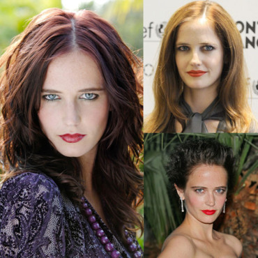 montage beauty looks Eva Green