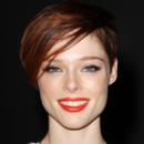 Coco Rocha, rétro rock à la Fashion Week de New York
