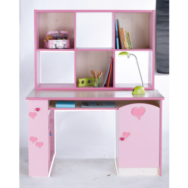 rentr e 2009 les 20 bureaux pour enfants le bureau zoe conforama d co. Black Bedroom Furniture Sets. Home Design Ideas