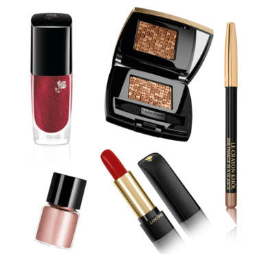 Happy Holidays : la collection Noël de Lancôme