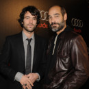 people : Romain Duris et Jean-Marc Barr