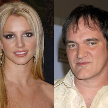 people : Britney Spears et Quentin Tarantino