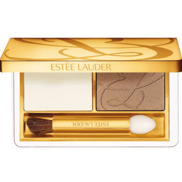 Estée Lauder maquillage : Pure Color Modern Mercury Duo in Platinums