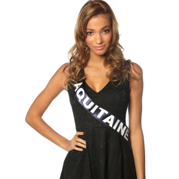 Miss Aquitaine à l'élection Miss France 2014