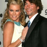 Photo : Rebecca Romijn, Jerry O'Connell