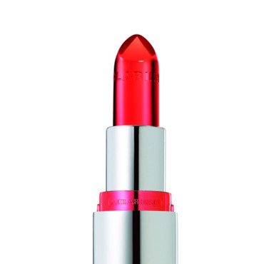 Rouge à lèvres Clarins baume crystal red