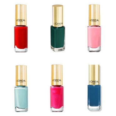 vernis à ongles Color Riche L'Oreal Paris