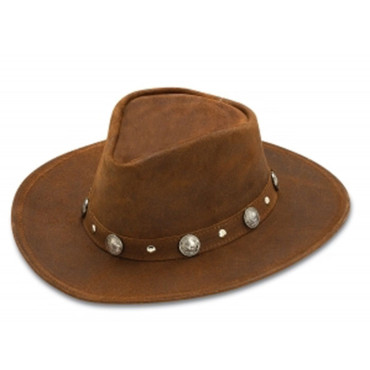 Chapeau buffalo Nickel marron Minnetonka