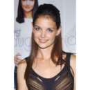 Katie Holmes coiffure avant-premère First Daughter septembre 2004