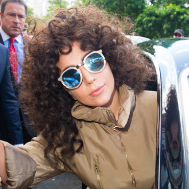 Lady Gaga à New York le 25 juillet 2014