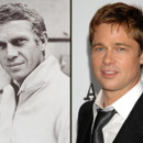 People : Steve Mc Queen et Brad Pitt