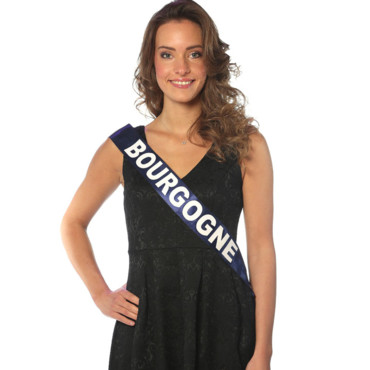 Miss Bourgogne à l'élection de Miss France 2014