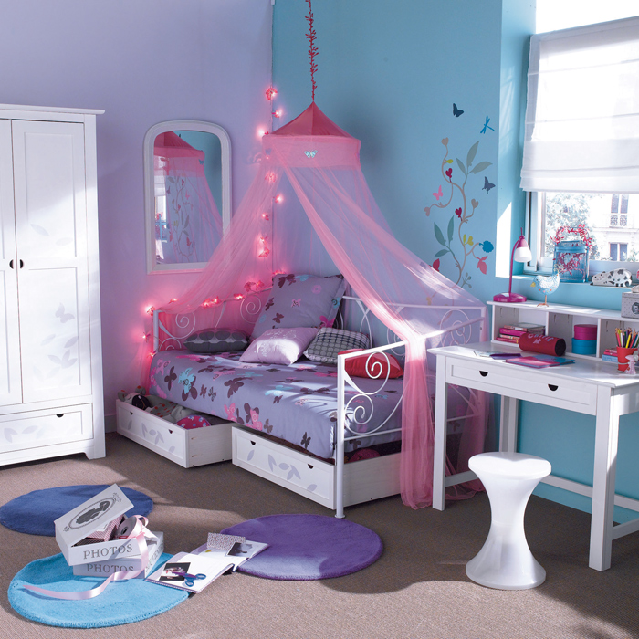 Deco Chambre Fille Girly – Paihhi com