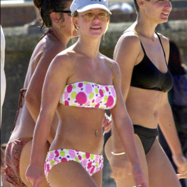 people : Britney Spears à Sidney en 2001