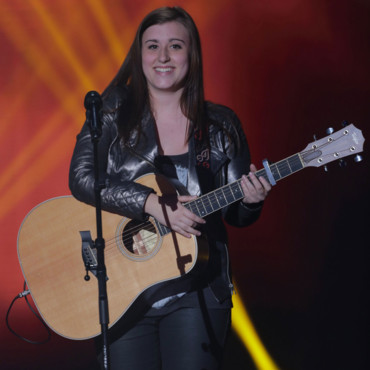 Caroline, talent de The Voice 3