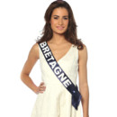 Miss Bretagne à l'élection de Miss France 2014
