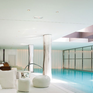 Spa My Blend par Clarins au Royal Monceau
