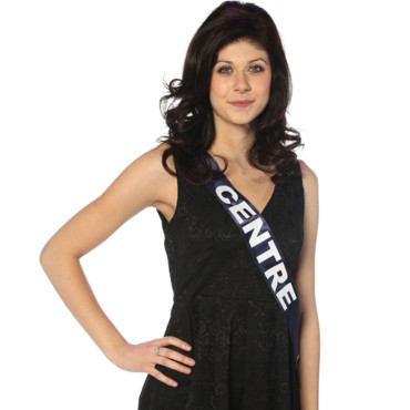 Miss Centre à l'élection de Miss France 2014