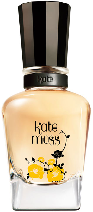 Kate Moss sort un nouveau parfum : Summer time