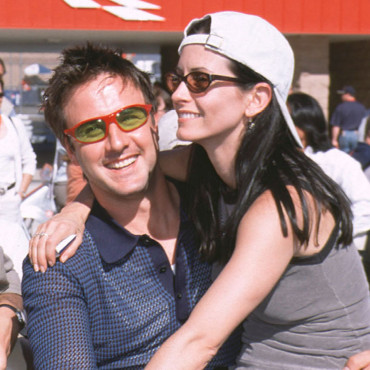 Courteney Cox couple