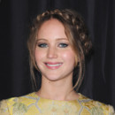 Jennifer Lawrence à la cérémonie des Critics Association Awards le 12 janvier 2013 à Los Angeles