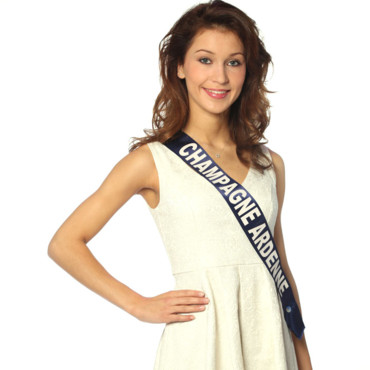 Miss Champagne-Ardennes à l'élection de Miss France 2014