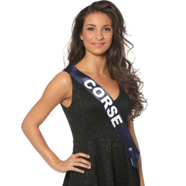 Miss Corse à l'élection de Miss France 2014