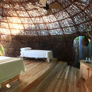 Spa Six Senses aux Maldives