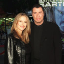 John Travolta et Kelly Preston à Los Angeles en 2000