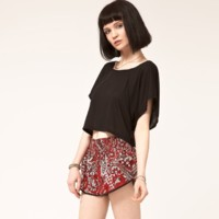 Mode été 2012 : on shoppe le short parfait