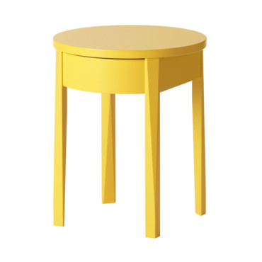 Table de chevet Stockholm Ikea à 80 euros