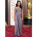 Kerry Washington en Jason Wu aux Oscars 2014 le 2 mars à Los Angeles