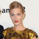 Looks beautés Fashion Week Milan Gala Amfar Eva Riccobono