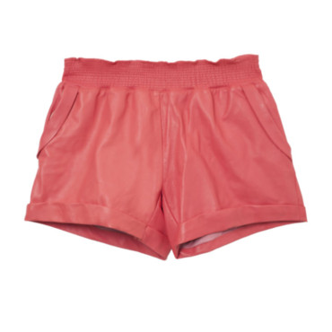Short en cuir After Pant's 275e
