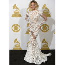 Beynocé aux Grammy Awards 2014 à Los Angeles