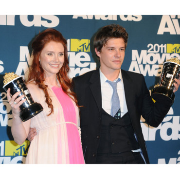 Bryce Dallas Howard et Xavier Samuel MTV Movie Awards 2011