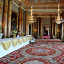 Dans les coulisses des prparatifs  Buckingham Palace
