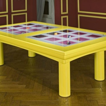 Le billard table de René Pierre